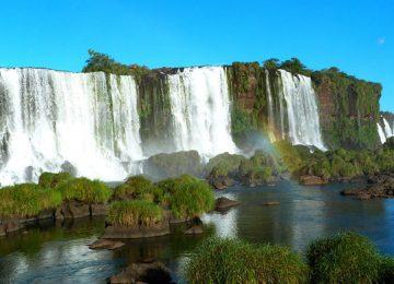 Игуасу в Бразилии