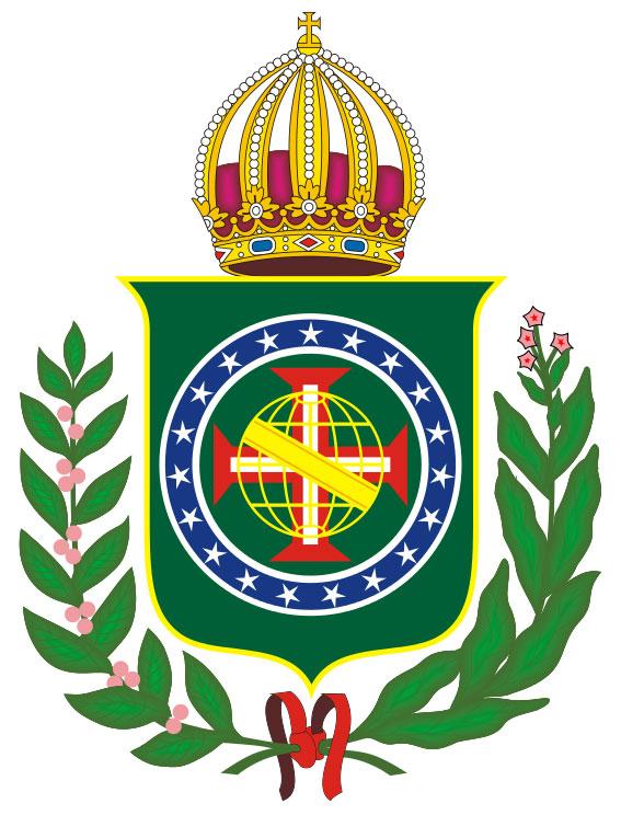 Герб Бразильской Империи в 1822—1831
