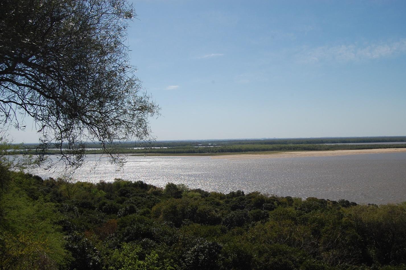 Крупные реки и озера Бразилии