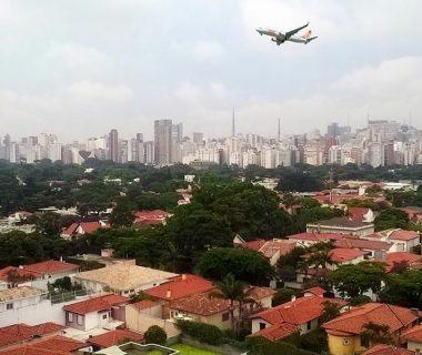 Сколько лететь до Бразилии